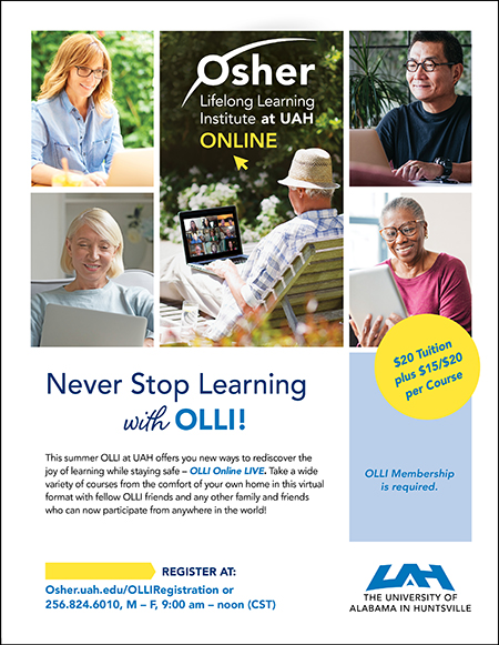 Osher Fall 2016 Flyer