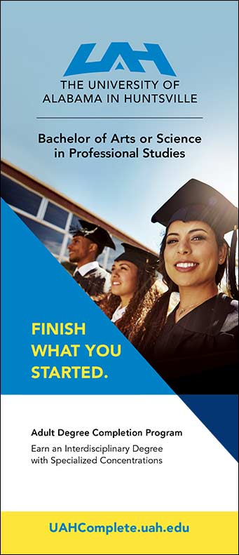 Bachelor Professional Studies - Interdisciplinary Degree - Adult Degree Completion Program